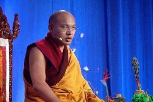 J.Św. XVII Karmapa - Ogjen Trinle Dordże